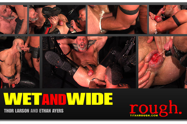 Wet and Wide: Scene 1: Thor Larsson & Ethan Ayers