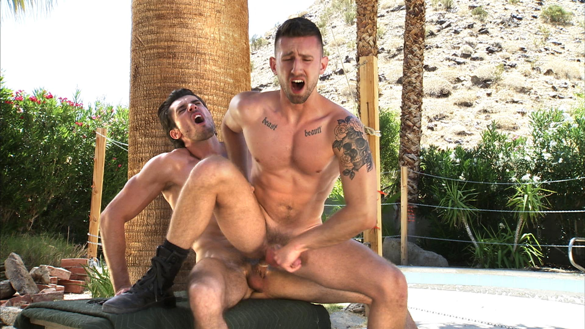 Troy Daniels and Jayden Grey - Fixation Scene 4