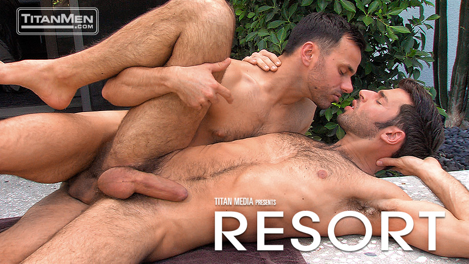 Resort: Scene 3: Dario Beck & Conner Habib