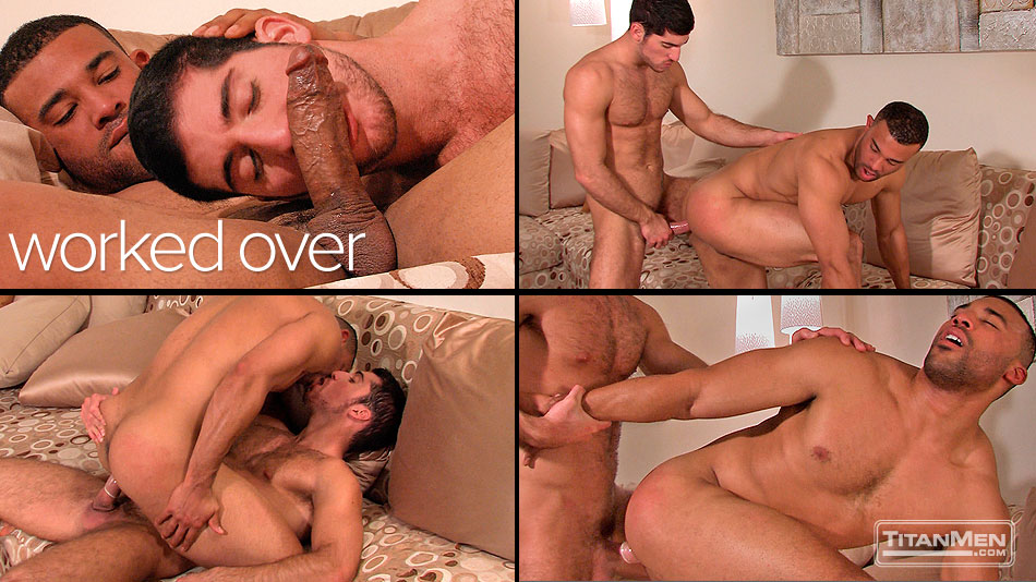 Worked Over: Scene 3: Jay Bentley & Leo Domenico