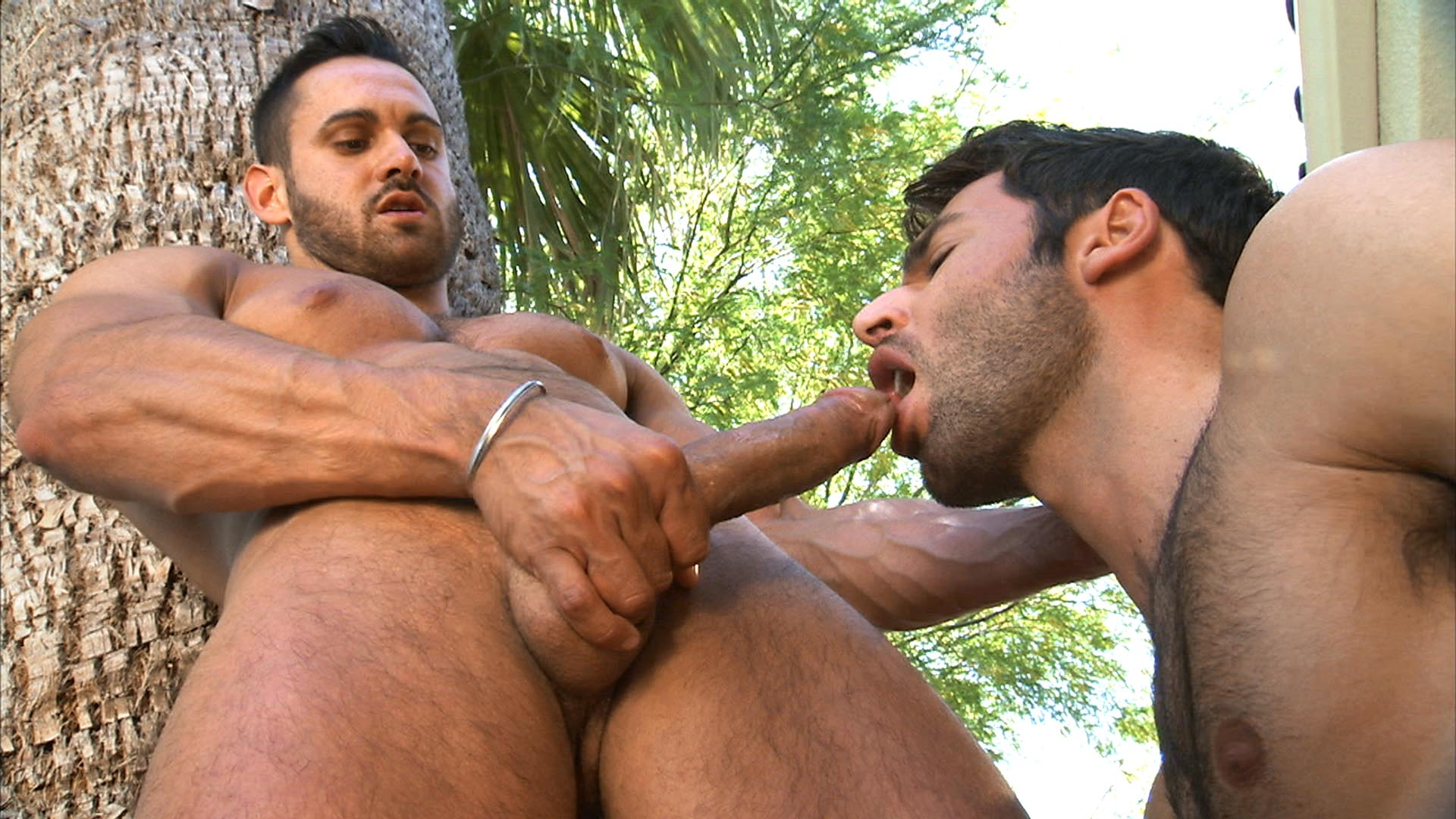 TitanMen Exclusives Dario Beck and Marco Wilson - Game On! Scene 1
