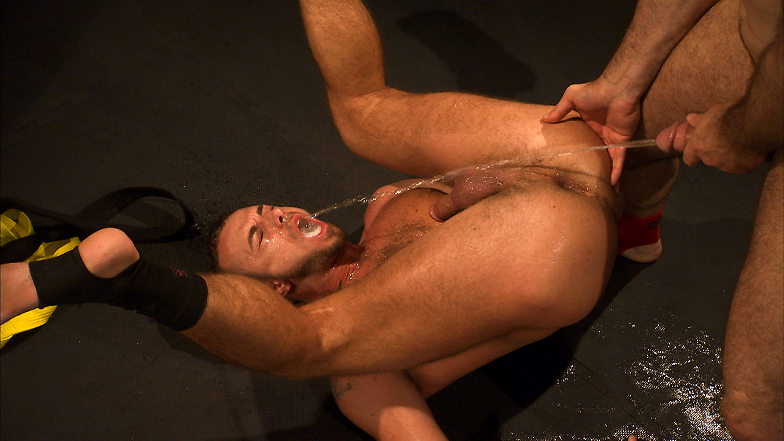 Spencer Reed, Jessie Colter, Lawson Kane, Draven Torres, Dirk Caber, Archer Quan - Punched and Pounded