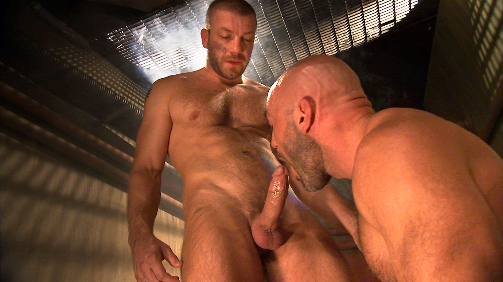TitanMen Exclusives Jesse Jackman and Hunter Marx - Surveillance - Scene 1