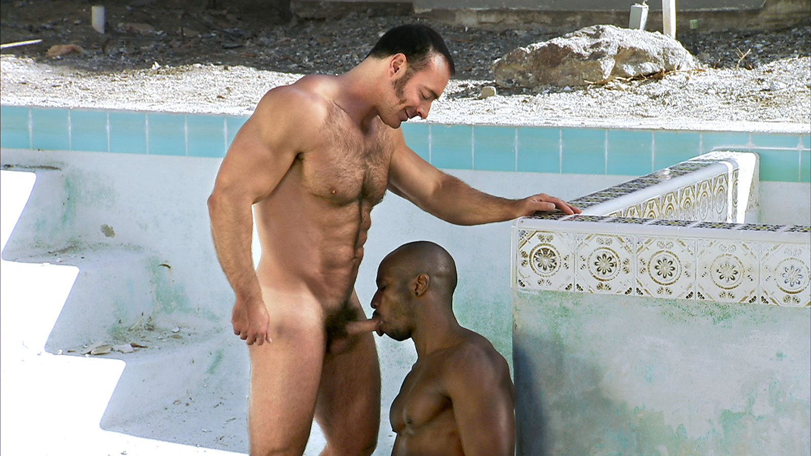 Race Cooper and Brad Kalvo - Sticking Point - Scene 2