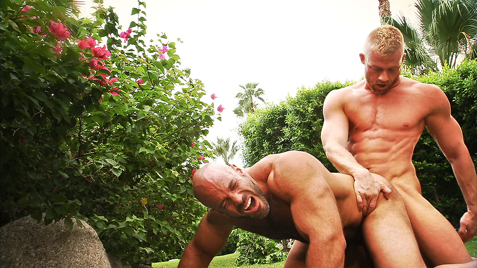 TitanMen Exclusive Jesse Jackman with Christopher Daniels - Incubus 2: The Final Chapter - Scene 2