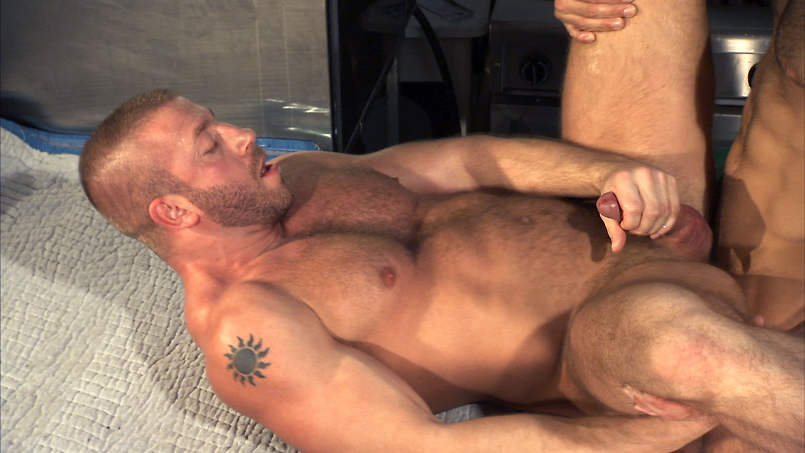 TitanMen Exclusive Hunter Marx with Stany Falcone - Reckless - Scene 1