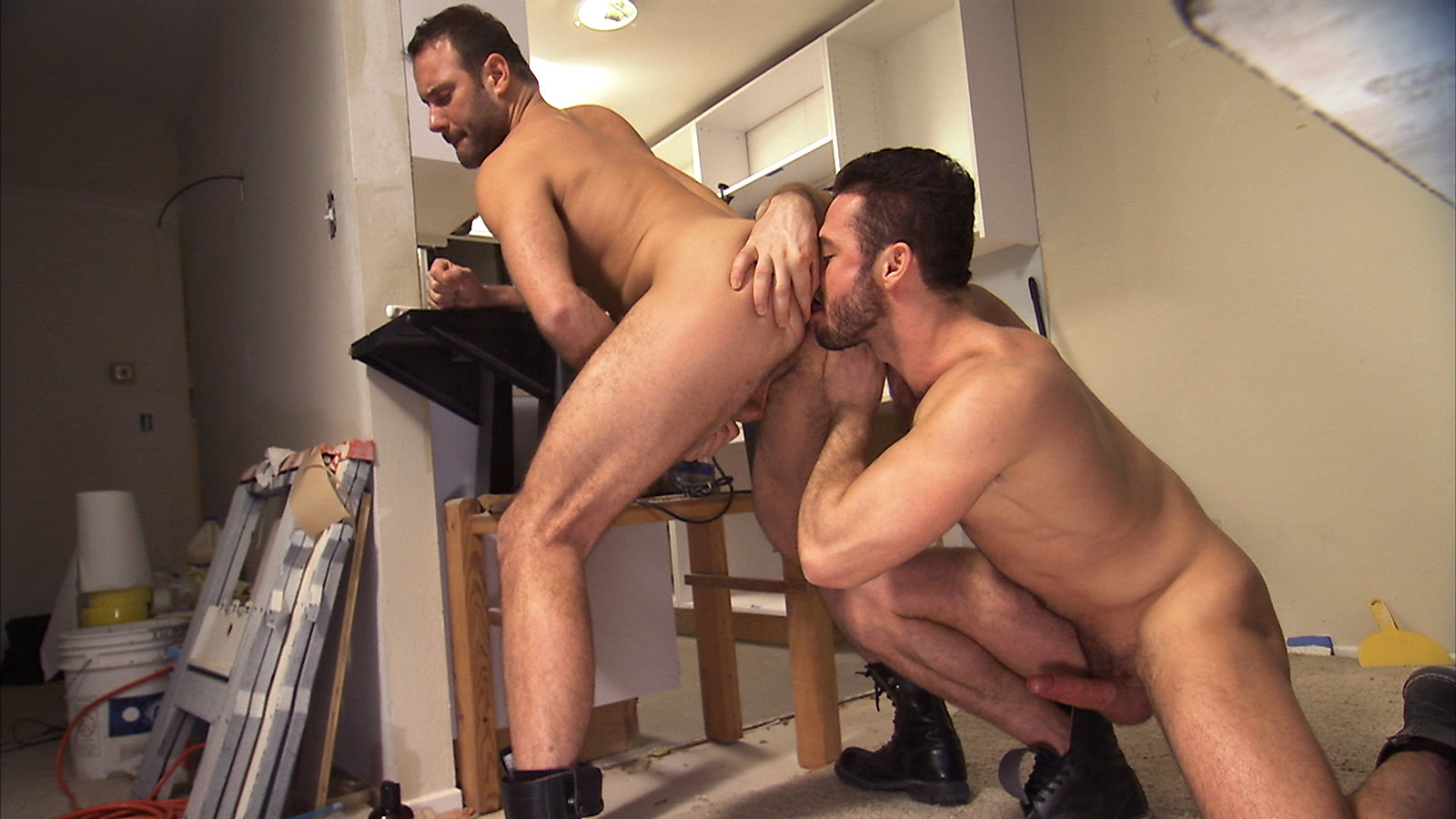 TitanMen Exclusive Jessy Ares with Ford Andrews - Reckless - Scene 2