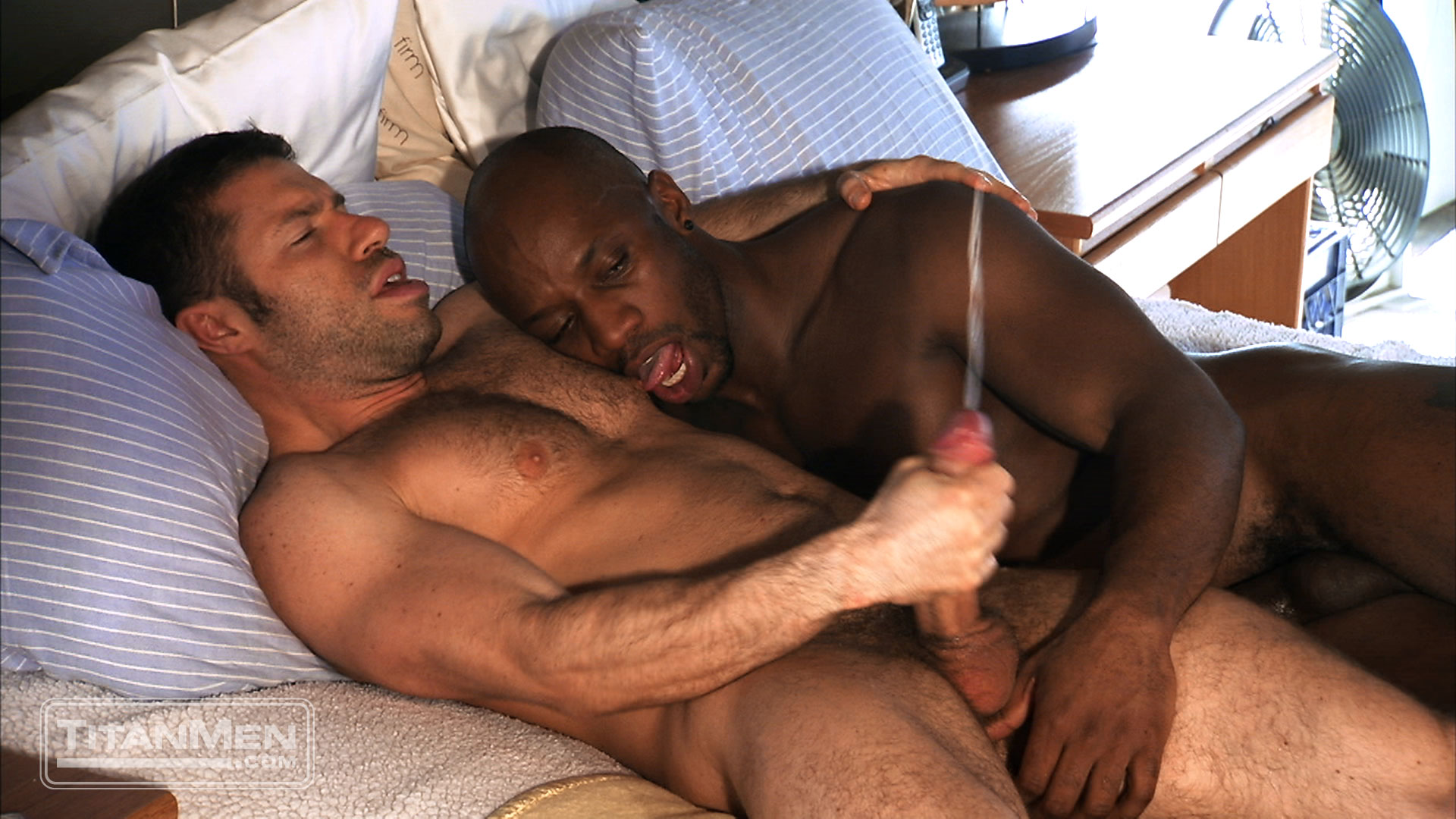 In Deep: Race Cooper and Tristan Jaxx