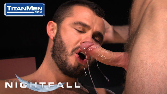 Nightfall: Jesse Ares & Scott Hunter