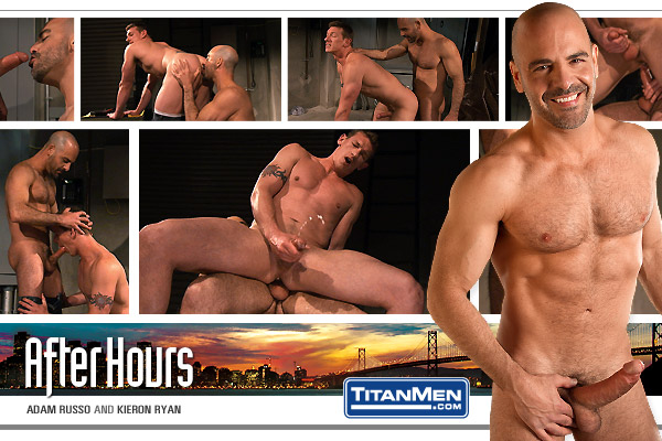 After Hours: Scene 3: Adam Russo & Kieron Ryan