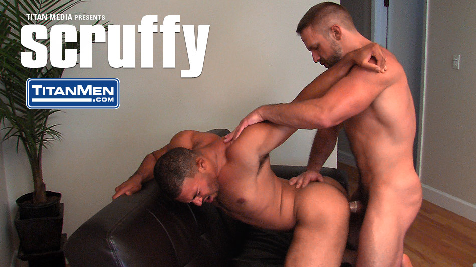 Scruffy: Scene 1: Jay Bentley & Dirk Caber
