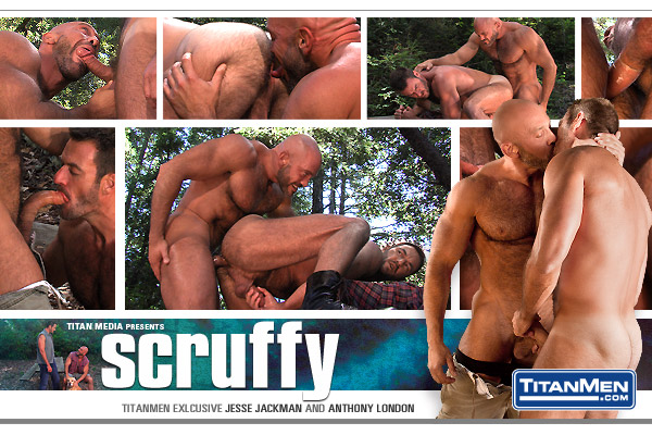 Scruffy: Scene 3: Jesse Jackman & Anthony London