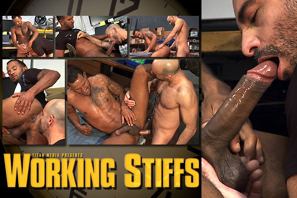 Working Stiffs: Scene 1: Adam Russo & Thomas